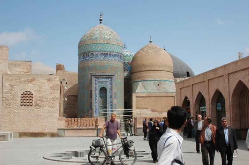 Iran, August 2007, 35 000 km