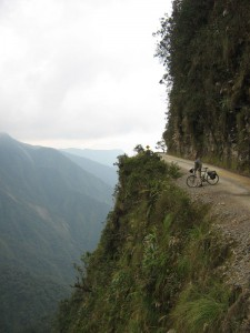 """The death road"" Bolivia"