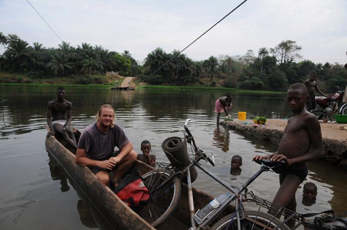 Första floden i Sierra Leone
